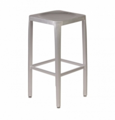 DREAMSEATS COUNTER STOOL - ALUMINIUM