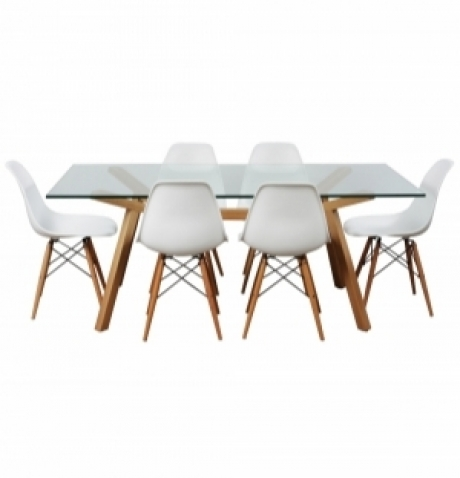 DREAMSEATS_CONTEMPO WOOD DINING