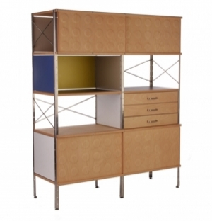 DREAMSEATS_REPLICA EAMES STORAGE UNIT