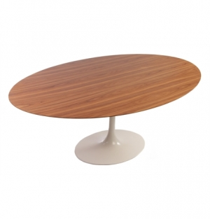 DREAMSEATS REPLICA EERO OVAL - TIMBER
