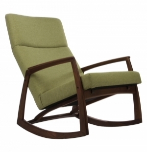 DREAMSEATS_EDVARD DANISH DESIGN ROCKING CHAIR