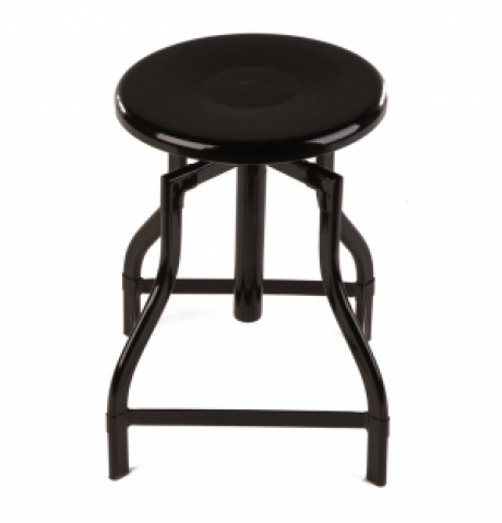INDUSTREE STOOL - HEIGHT ADJUSTABLE