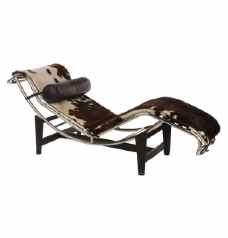 REPLICA CHAISE LOUNGE LC4 - COWHIDE