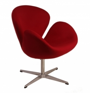 DREAMSEATS_REPLICA ARNE JACOBSEN SWAN CHAIR LEATHER