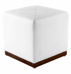 CUBE STOOL CROSS STITCH TOP